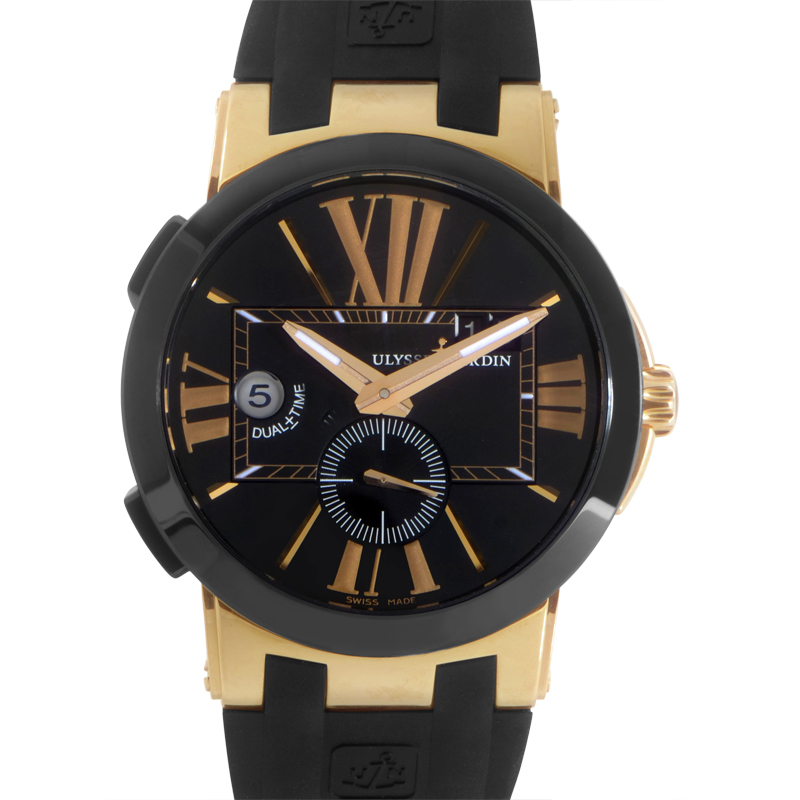 Executive Dual Time 43mm 246-00-3/42