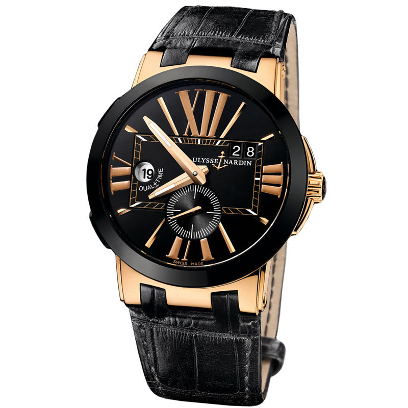 Executive Dual Time 43mm 246-00-5/42