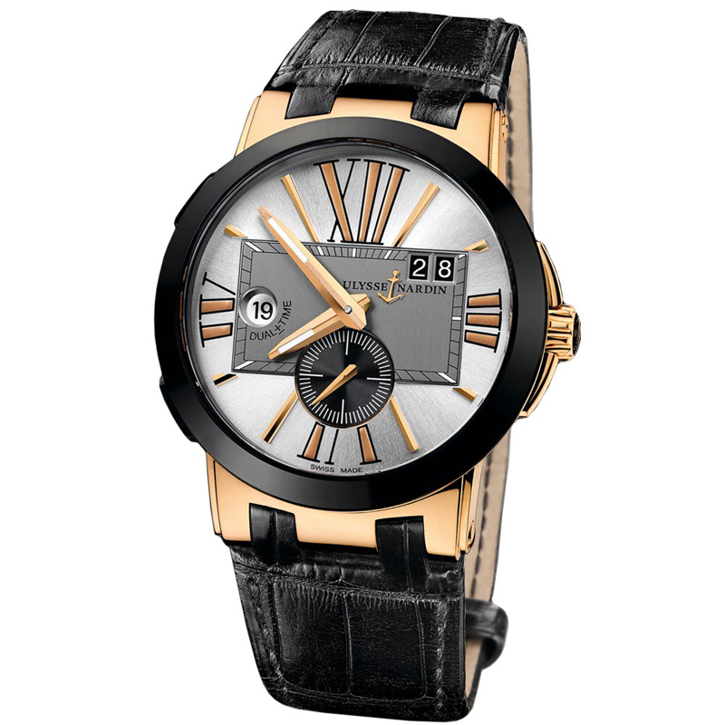 Executive Dual Time 43mm 246-00-5/421