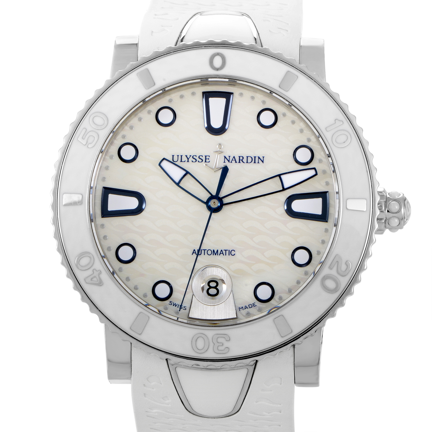 Marine Lady Diver 40mm 8103-101-3/00