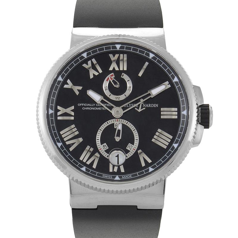Marine Chronometer Manufacture 45mm 1183-122-3/42