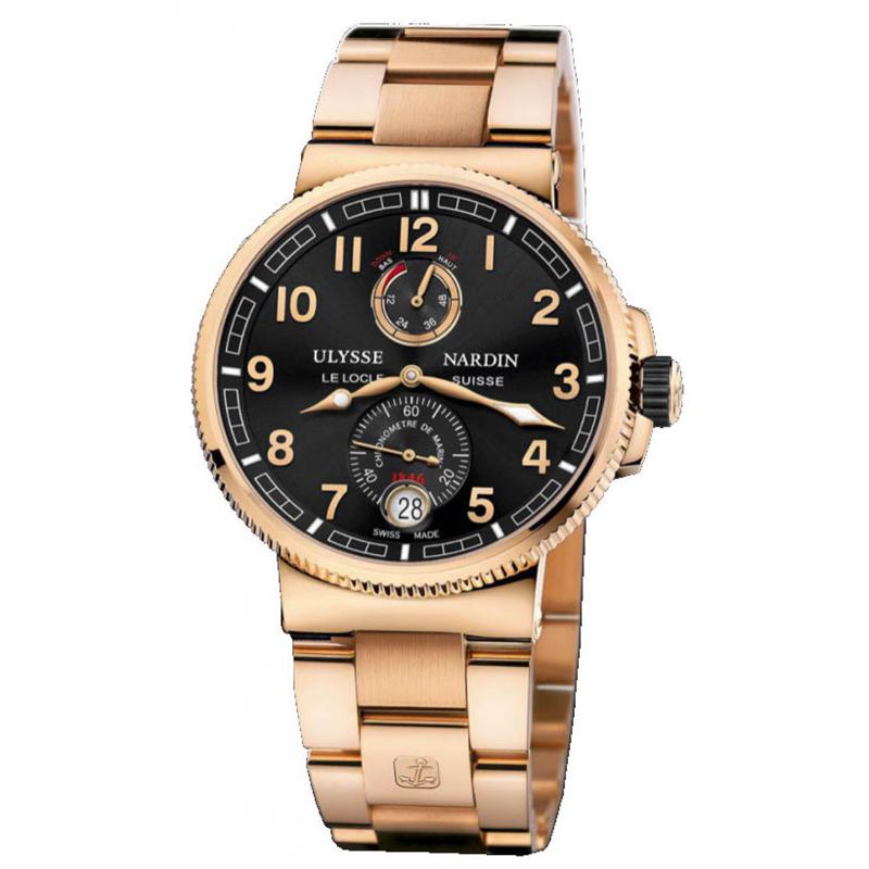 Marine Chronometer Manufacture 43mm 1186-126-8M/62