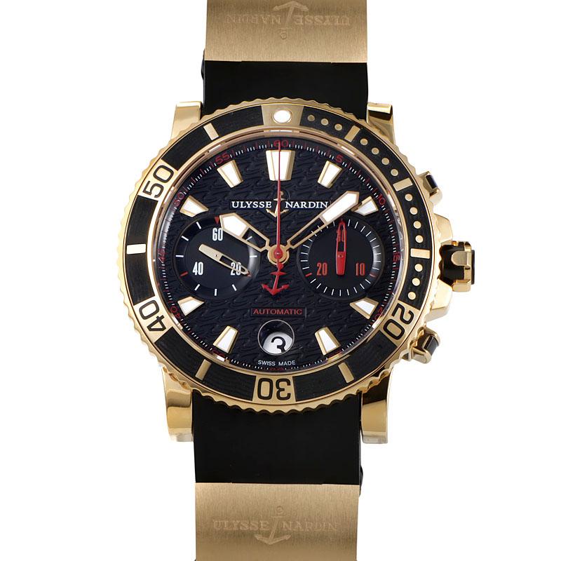 Maxi Marine Diver Chronograph 42.7mm 8006-102-3A/926