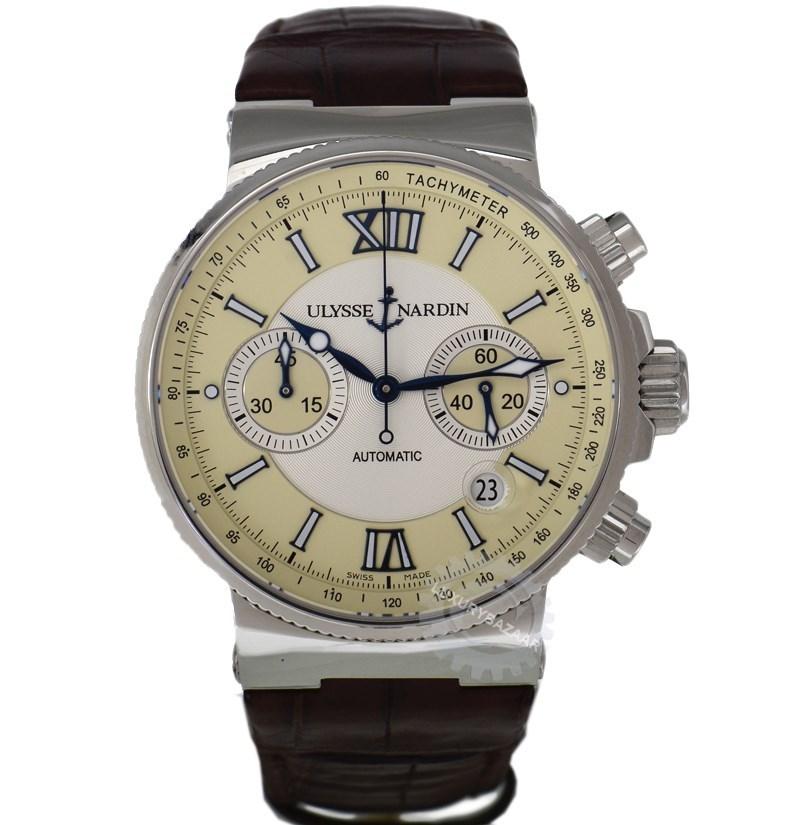 Maxi Marine Chronograph 41mm 353-66/314