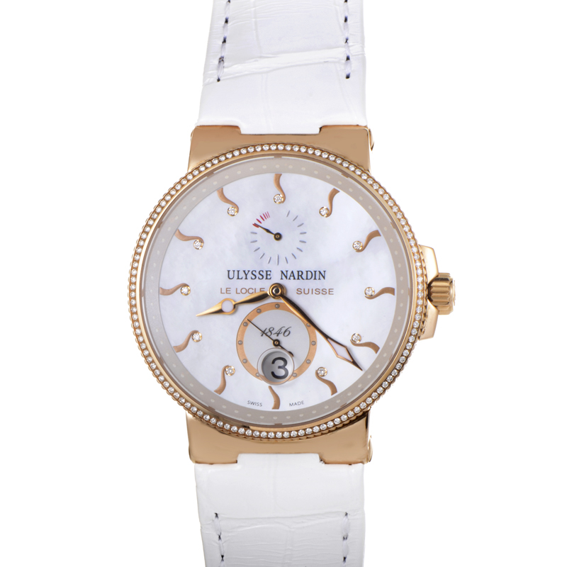 Maxi Marine Chronometer Ladies 41mm 266-66B/991