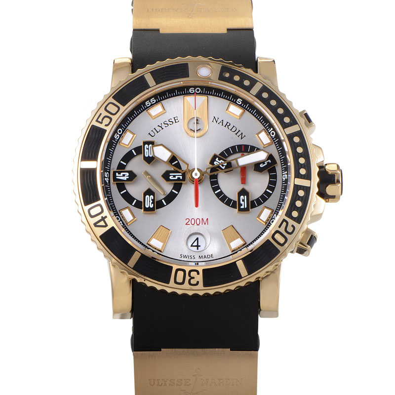 Maxi Marine Diver Chronograph 8006-102-3A/91