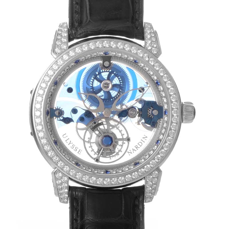 Royal Blue Tourbillon 41mm 799-83