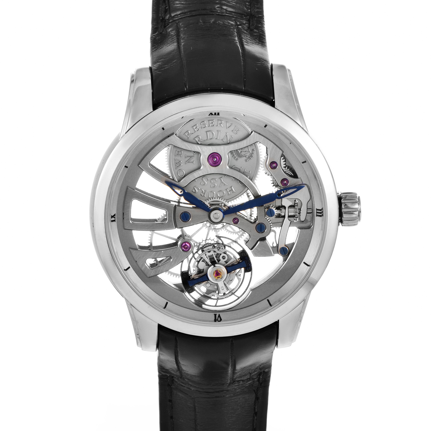 Skeleton Tourbillon Manufacture 1700-129