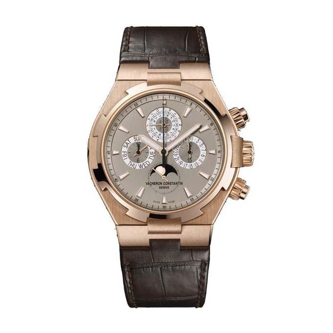 Overseas Chronograph Perpetual Calendar Watch 49020/000R-9753