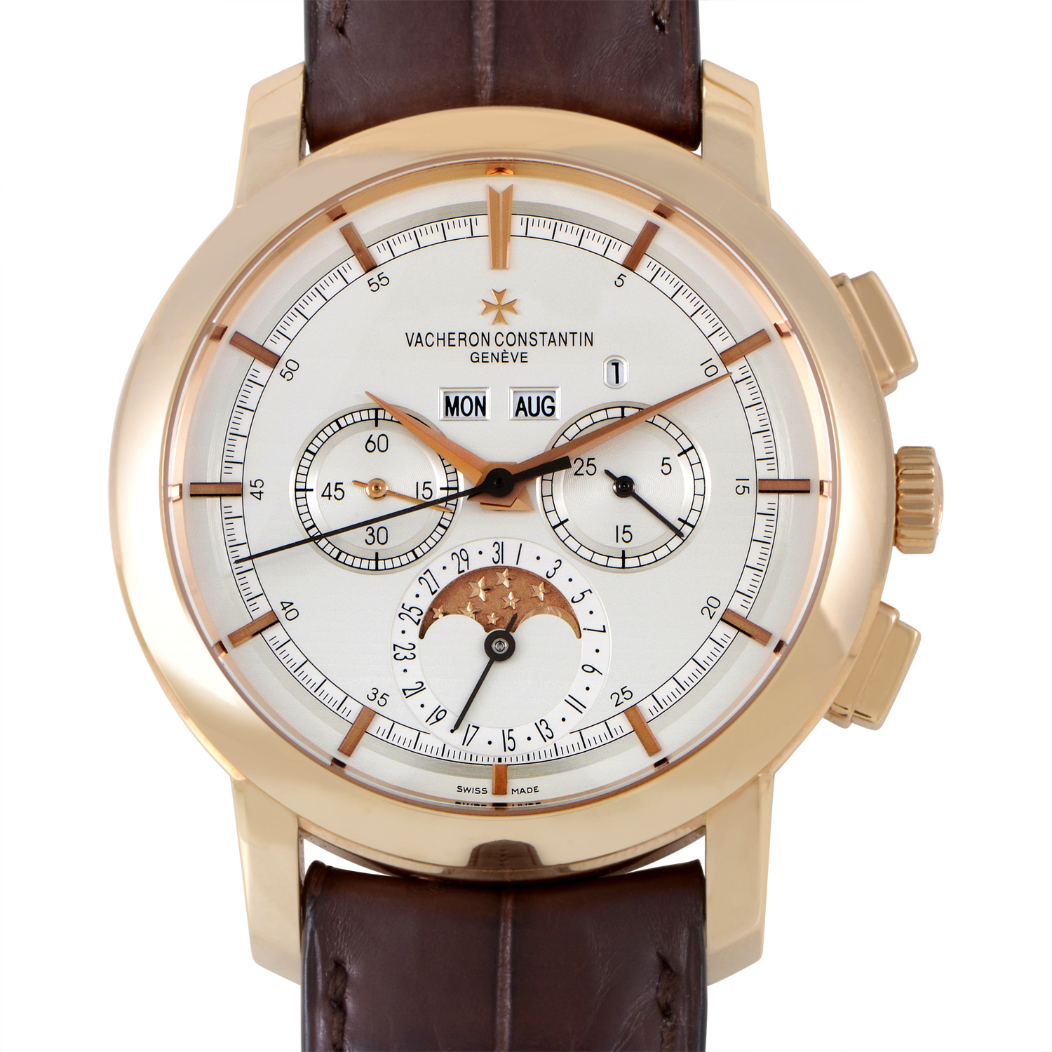 Patrimony Traditionelle Perpetual Calendar Chronograph 47292/000R-9392