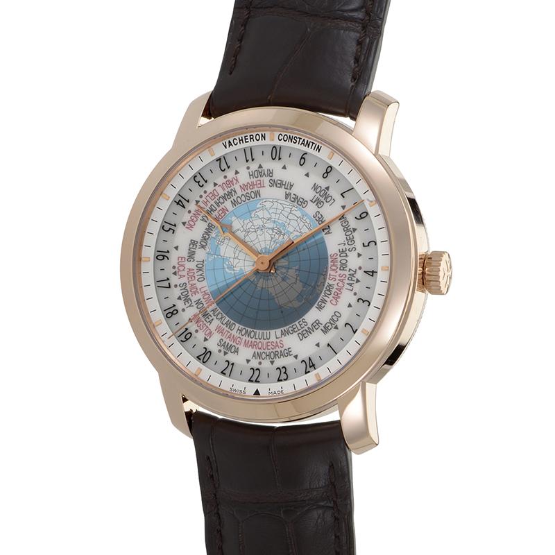 Home Watches Vacheron Constantin Patrimony Traditionnelle World Time    Vacheron Constantin Patrimony Traditionnelle World Time
