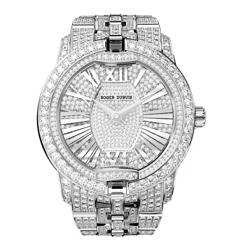Velvet Automatic High Jewelry RDDBVE0002