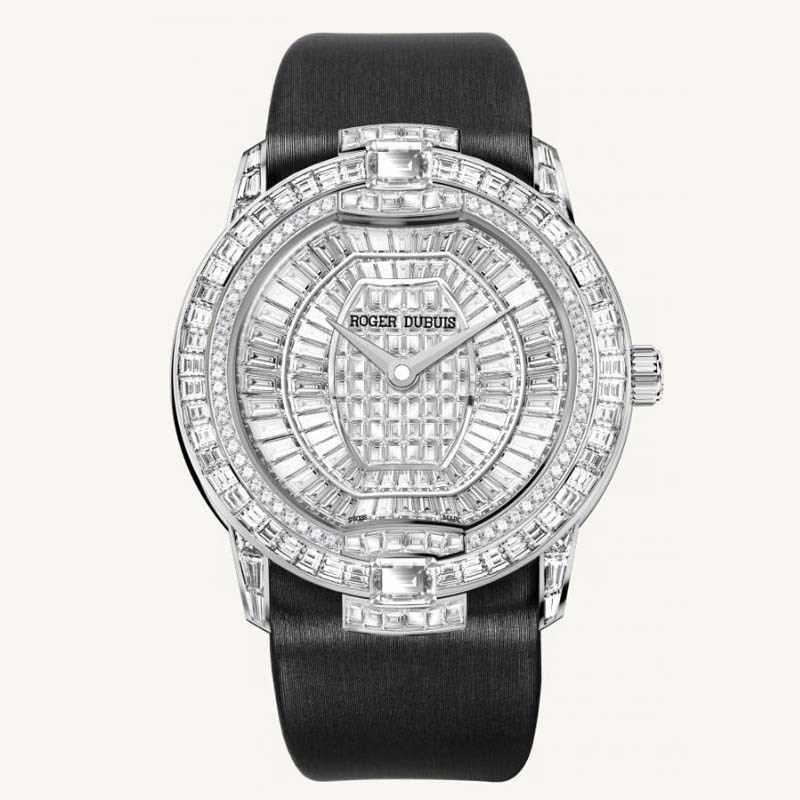 Velvet Automatic - High Jewelery RDDBVE0013