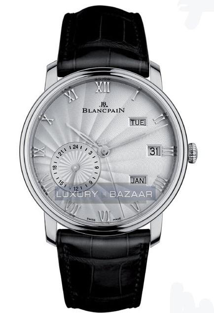 Villeret Annual Calendar GMT 6670-1542-55B
