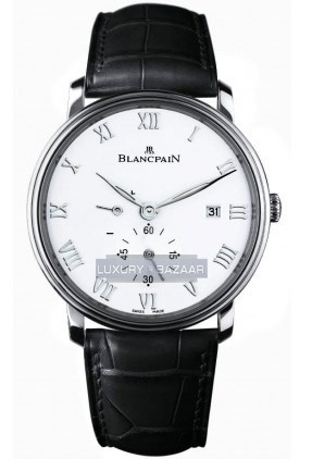 Villeret Small Seconds Date Mechanical 6606-1127-55B
