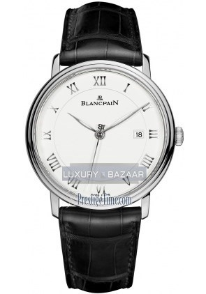Villeret Ultra Slim Seconds and Date Automatic 6651-1127-55B