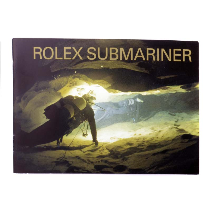 Vintage German Submariner Instruction Manual