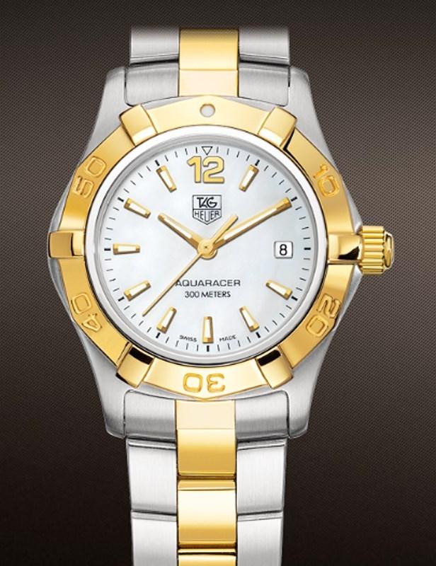 Aquaracer Ladies Quartz WAF1424.BB0825