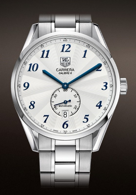 Carrera Caliber 6 Heritage Automatic WAS2111.BA0732