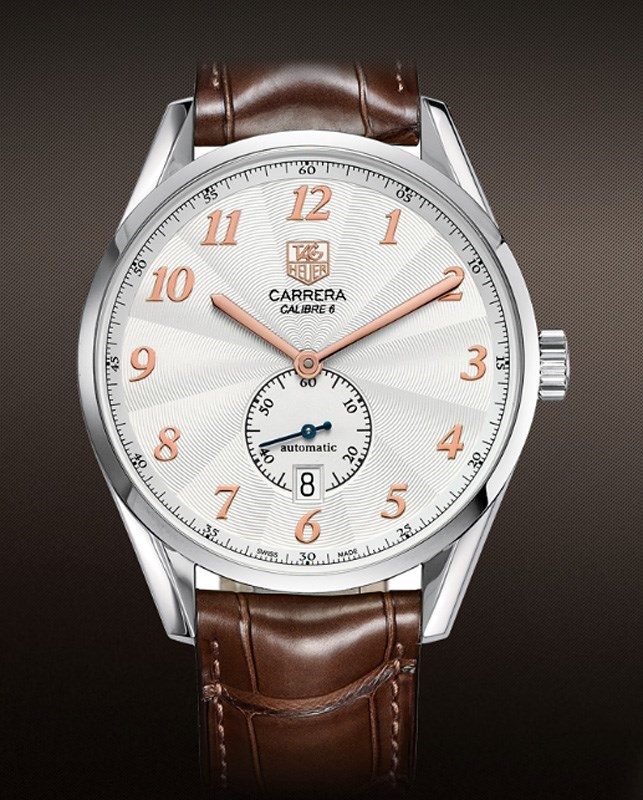 Carrera Caliber 6 Heritage Automatic WAS2112.FC6181