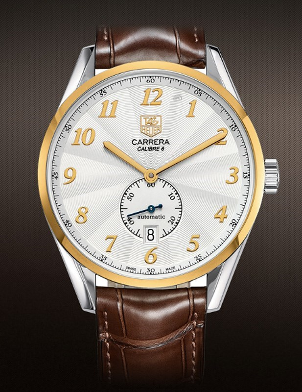 Carrera Caliber 6 Heritage Automatic WAS2150.FC6181