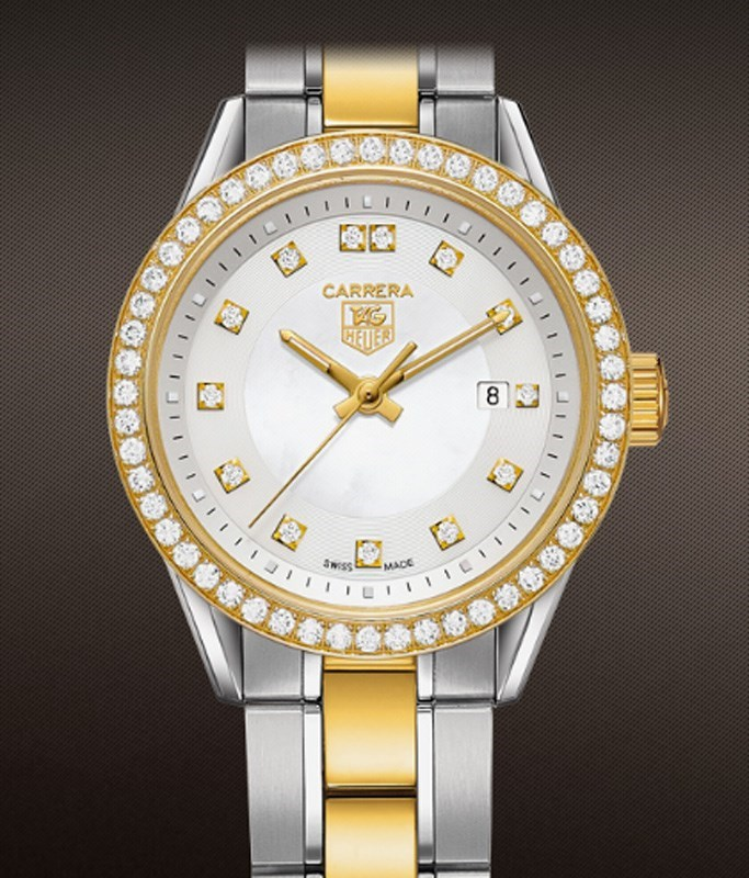 Carrera Lady Quartz WV1451.BD0797
