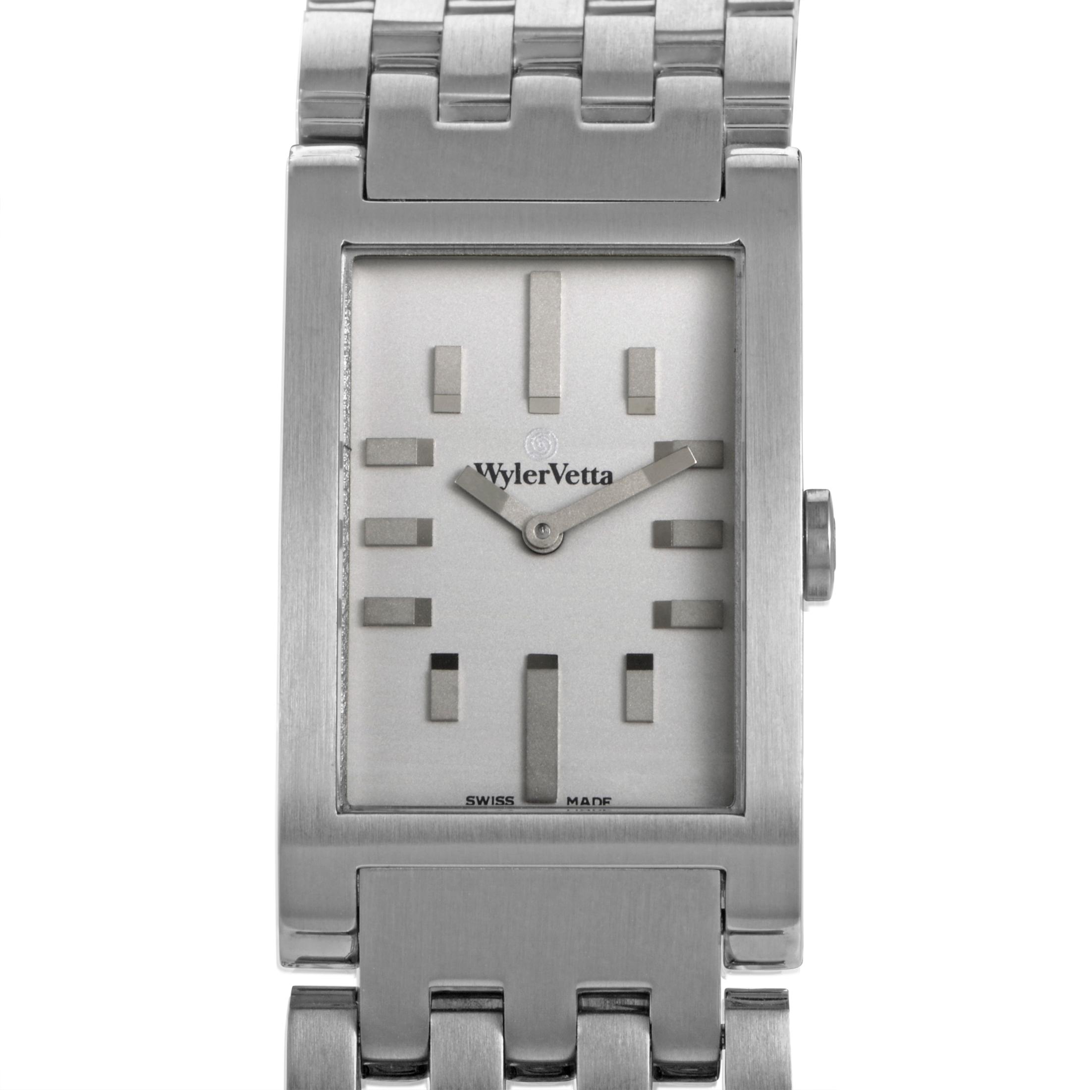 Men's Stainless Steel Quartz Watch 11934005
