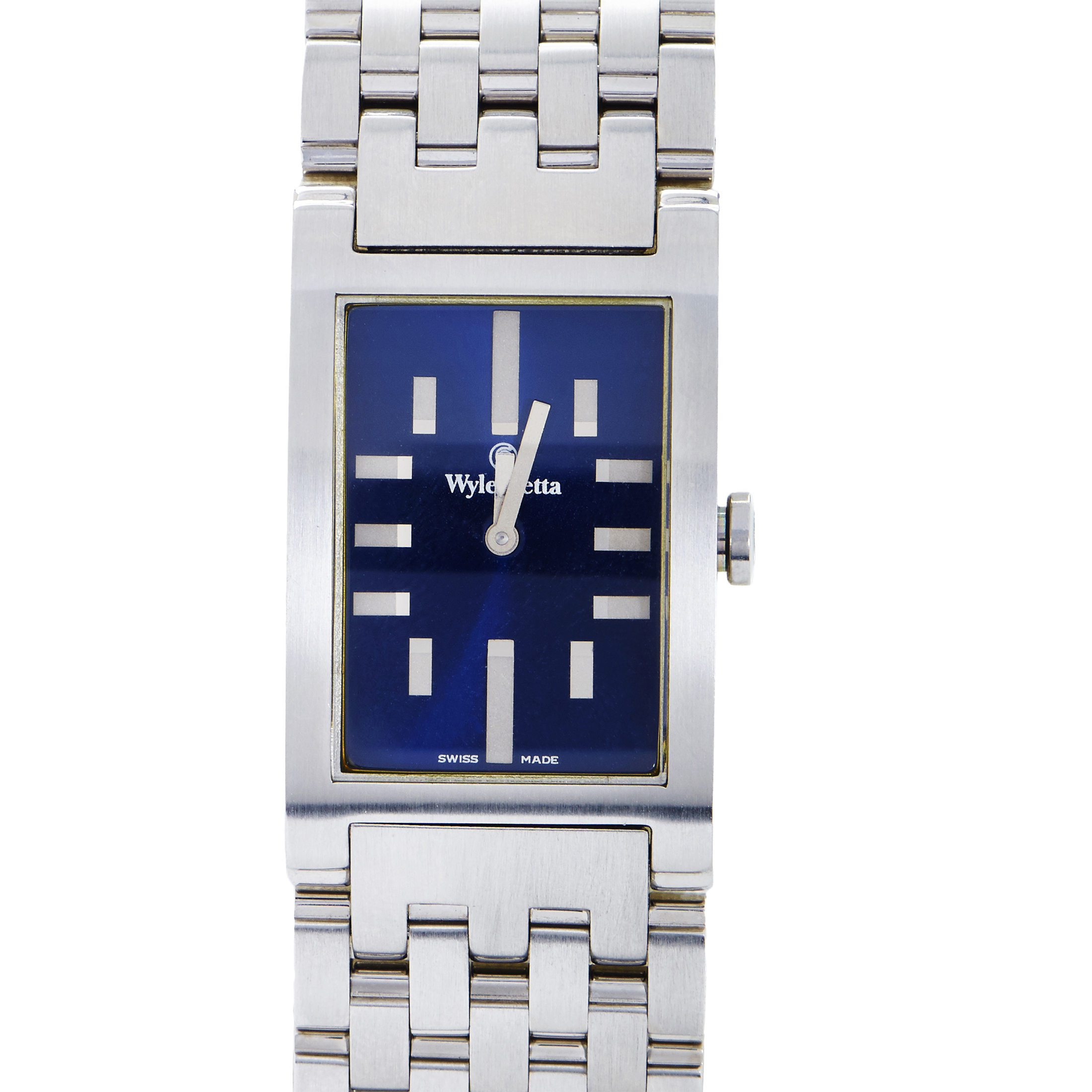 Men's Stainless Steel Quartz Watch 11934006