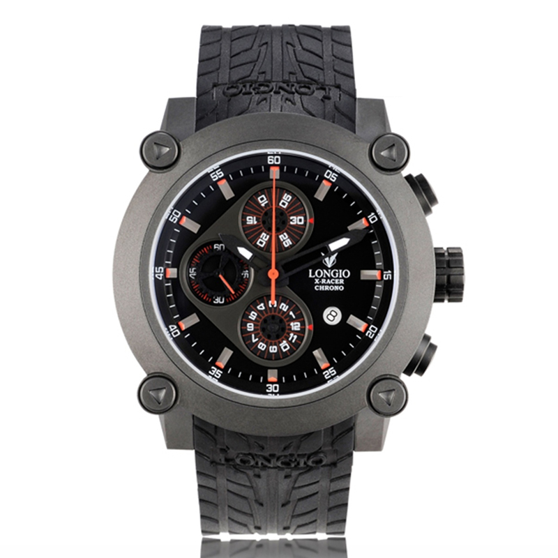 X-Racer Chrono Watch TG3874ATBBB