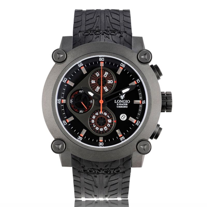 X-Racer Chrono Watch TG3874ATBBB