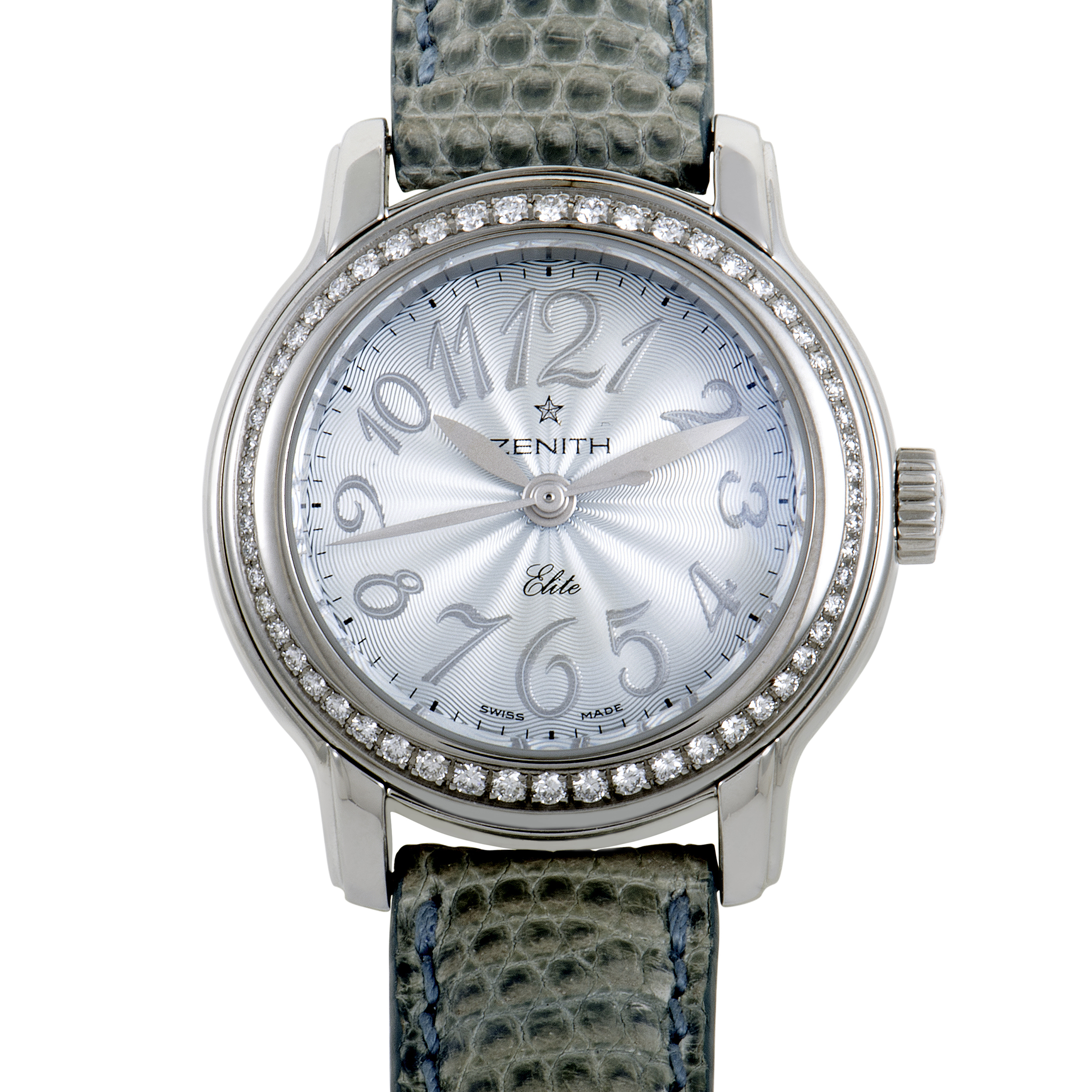 Baby Star Elite Diamonds Ladies Quartz Watch 16.1220.67/51.c532
