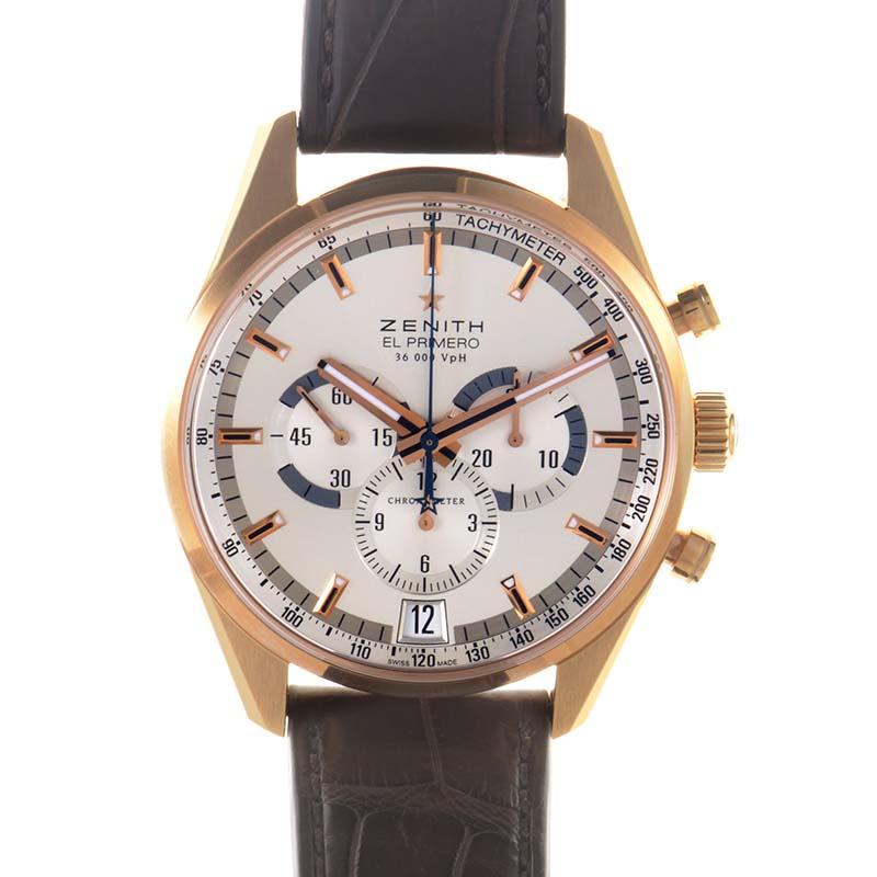 El Primero 36'000 VpH Chronograph Watch 18.2040.400/01.c494