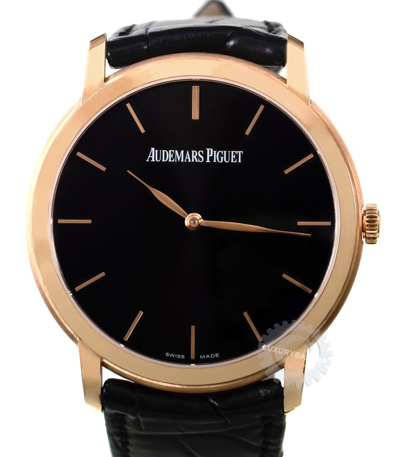 Jules Audemars Ultra Thin Mens 15180OR.OO.A002CR.01