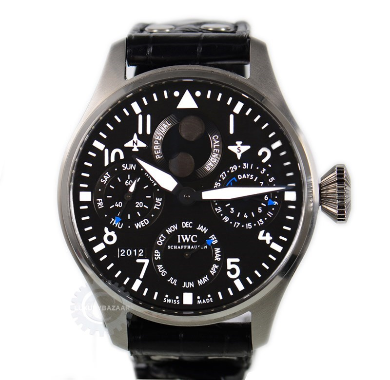 Big Pilot Perpetual Calendar Limited Edition 2010