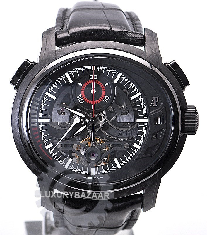 Millenary Carbon One Tourbillon Chronograph   26152AU.OO.D002CR.01