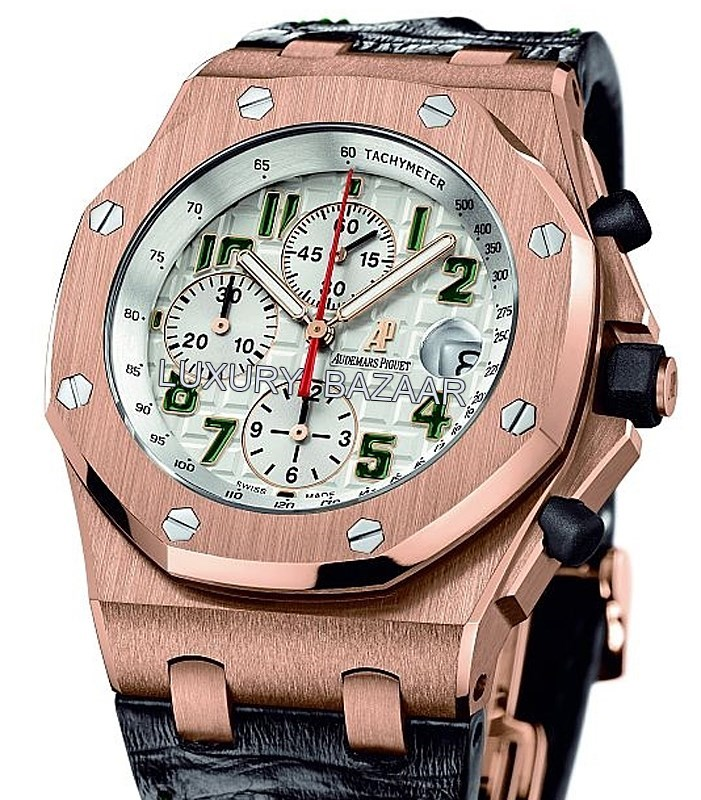 Royal Oak Offshore Pride of Mexico   26297OR.OO.D101CR.01