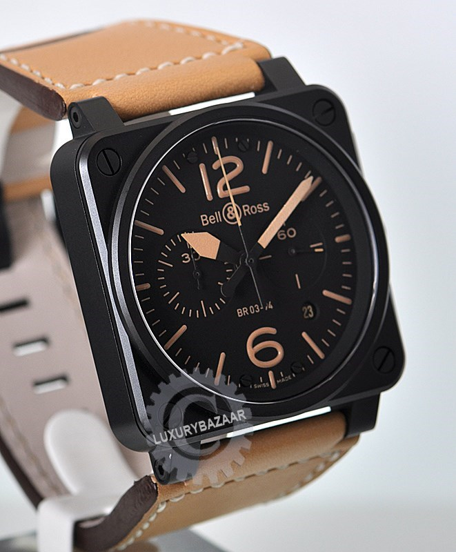 Bell And Ross Br03 Heritage