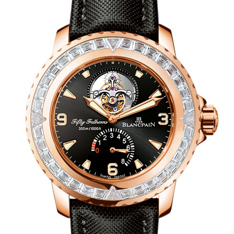 50 Fathoms Tourbillon Automatic 5025-6230-52