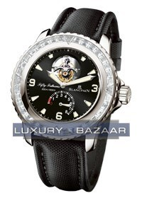 50 Fathoms Tourbillon Automatic 5025-5230-52