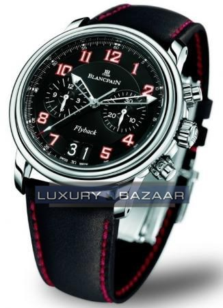 Leman Flyback Chronograph Peking to Paris 2885FB-1130-63B