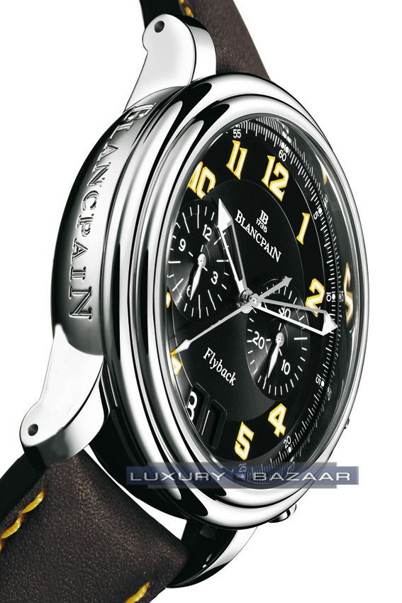 Leman Flyback Chronograph Peking to Paris 2885FC-1130-63B