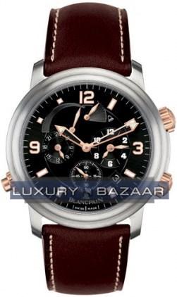 Leman GMT Alarm 2041-12A30-63B