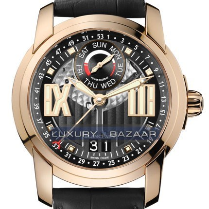 L evolution Semainier Grande Date 8 Days 8837-3630-53B