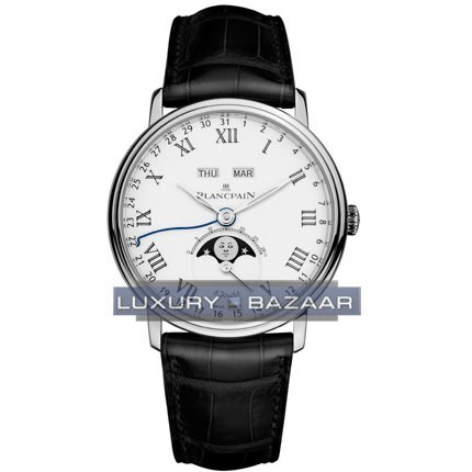 Villeret Moonphase Complete Calendar 8 Days 6639-3431-55B