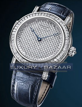 Classique Minute Repeater (WG / Diamonds)