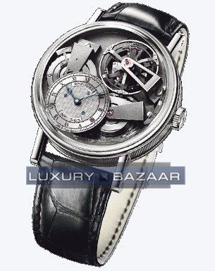 La Tradition Fusee Tourbillon (WG)