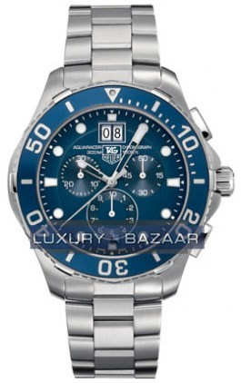 Aquaracer Quartz Chronograph CAN1011.BA0821