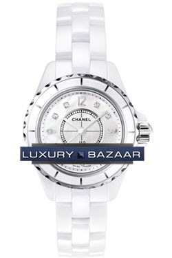 J12 White Quartz 29mm H2570