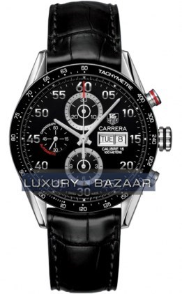 Carrera Chronograph Tachymeter Day-Date cv2a10.fc6235