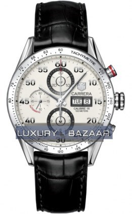 Carrera Chronograph Tachymeter Day-Date cv2a11.fc6235